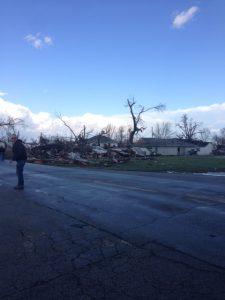 Gifford Il Tornado