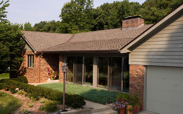 Beautiful Residential Shingle Roofing