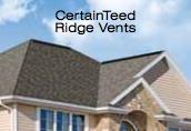 Ridge Vents